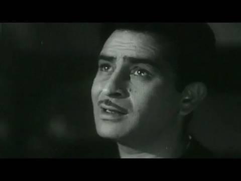 Aansu Bhari Hai - Raj Kapoor, Mukesh, Parvarish Song