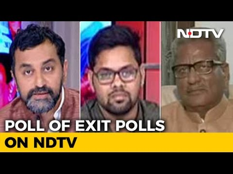 Poll Of Exit Polls: BJP Gets Majority In Uttar Pradesh