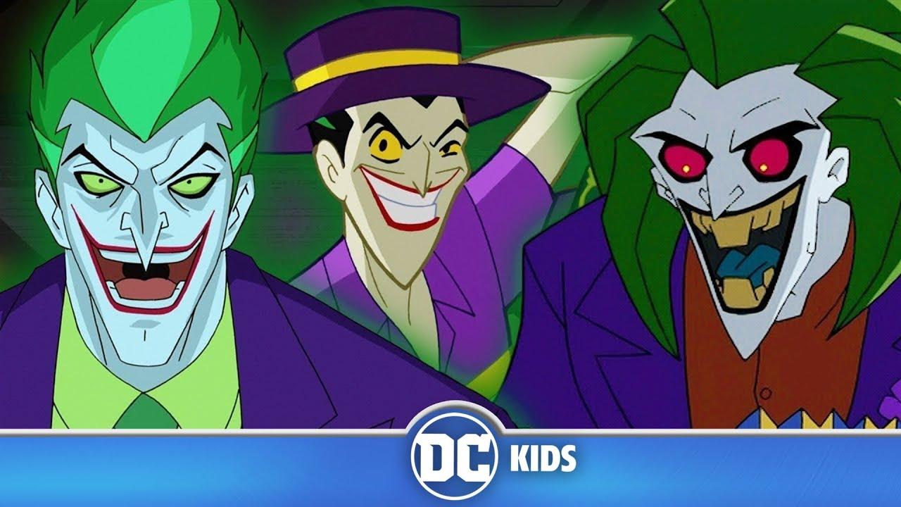 Joker's origin story