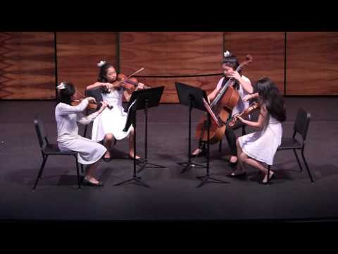 2016 Punahou School Spring Chamber Music Concert (May 14, 2016)