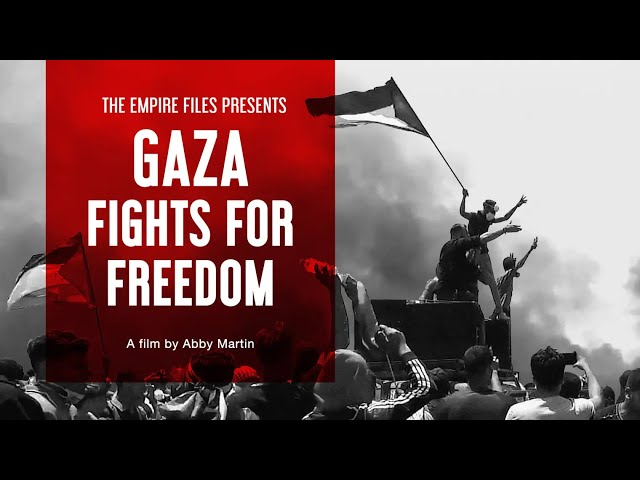Abby Martin's 'Gaza Fights for Freedom'