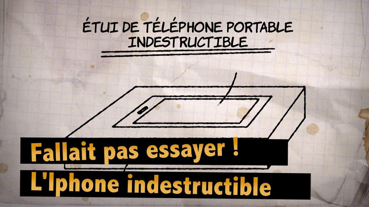 Fallait pas essayer : L'Iphone Indestructible ( 1ère partie )