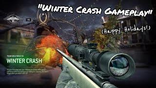 Winter Wonderland! - Call of Duty: Modern Warfare Remastered - Winter Crash Gameplay (PS4)
