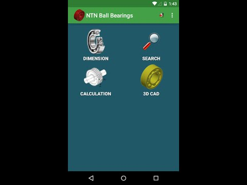 NTN Ball and Roller Bearings - Apps on Google Play