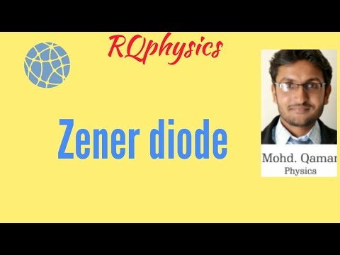 What Is Zener Diode In Hindi