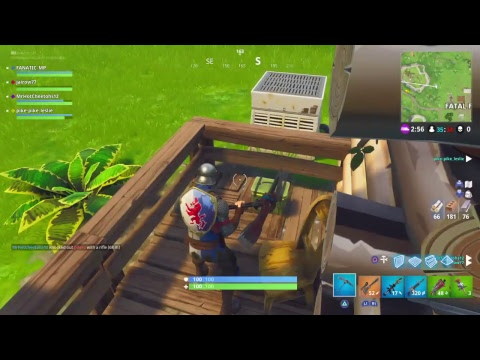 Fortnite Rampage 50v50 + new clinger