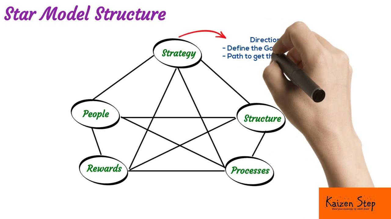 Star Model in Organization Design Overview