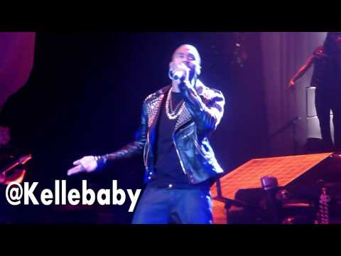 Trey Songz Chapter V Tour In Las Vegas- Panty Wetter mp3