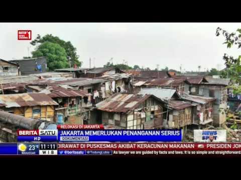 Masalah Tata Ruang Jakarta Butuh Penanganan Serius