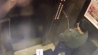 Boy Gets Trapped In Elevator After Peeing Inside