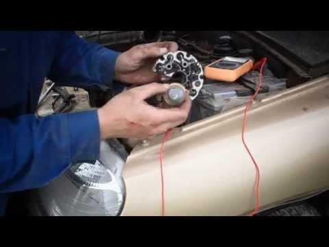 видео: нет зарядки нива шевроле. ремонт генератора
