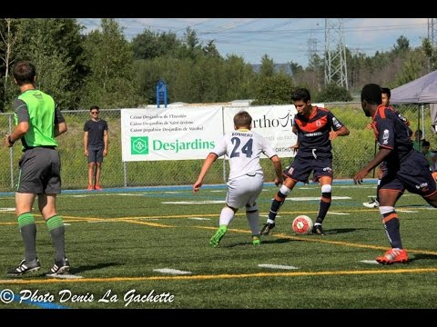 Yahya Maayouf skills soccer U16 AAA st-laurent 2016
