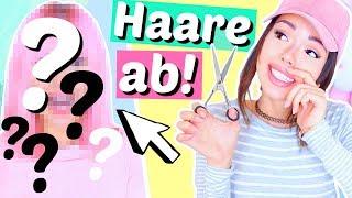 BFF schneidet meine HAARE 😱 neue Frisur!! | ViktoriaSarina