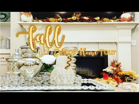 Fall Home Tour 2018 | Collab with JullieSimplyLove