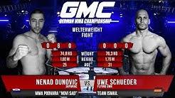 Uwe Schüder vs. Nenad Dunovic GMC 18 - Flying Uwe (Full Fight)