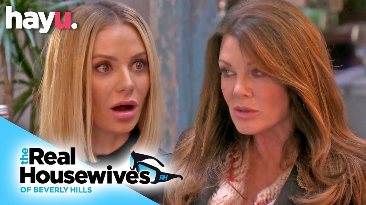 6590781d9506d3 Lisa Vanderpump Gives Dorit Kemsley A Ultimatum | Season 9 | Real ...