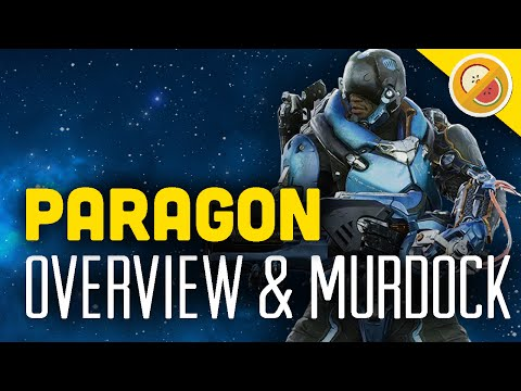 A NEW FOUND LOVE! | Paragon Gameplay Murdock (Overview & Basics)