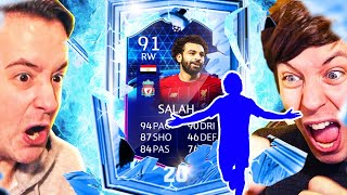 OMG I PACKED TOTT SALAH IN A PACK! - FIFA 20 ULTIMATE TEAM PACK OPENING