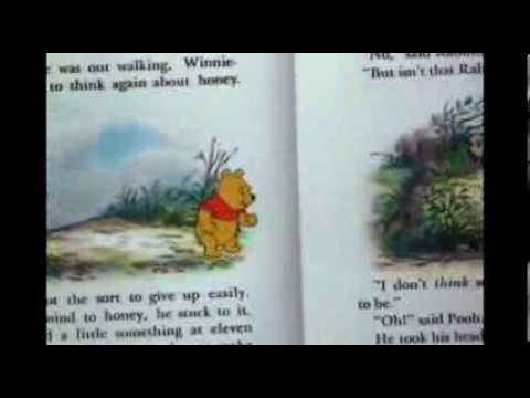 Winnie the Pooh and... Rabbit...