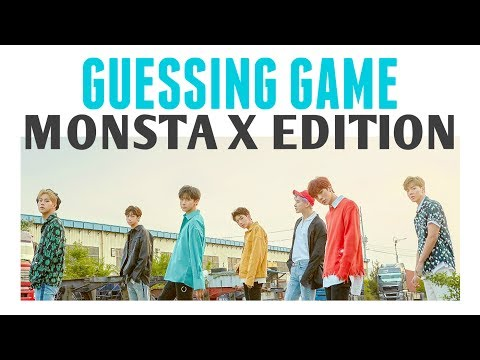Thumbnail: GUESS MONSTA X SONGS IN 5 SECONDS | KPOP GAME