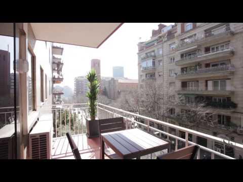 Espléndido piso de alquiler en el barrio de Sarrià-Sant Gervasi - ShBarcelona