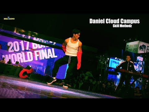 "DANIEL CLOUD CAMPOS - ""Skechers World Wars"" l  ""BBIC"" KOREA 2017"