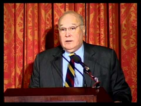 10th Annual Barbara K. Olson Memorial Lecture featuring Judge Dennis G. Jacobs 11-19-10
