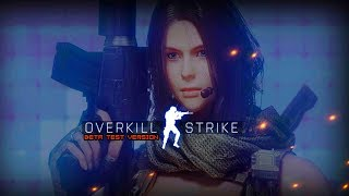 Overkill Strike FPS Android Gameplay ᴴᴰ