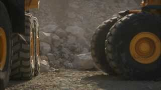 Volvo L250H Wheel Loader promotional video