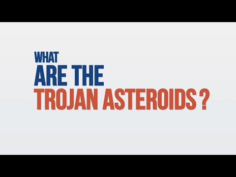 We Asked a NASA Scientist: What are the Trojan Asteroids?