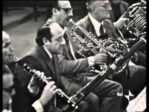 Bruno Bettinelli orchestra rai di Milano anni 70