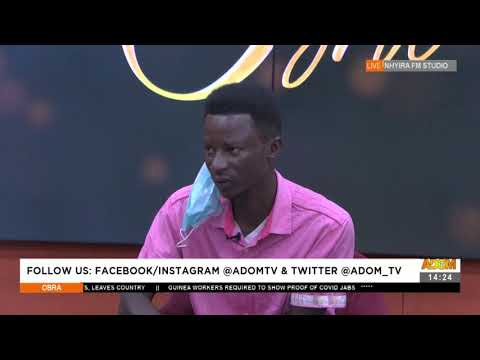 I need help to stop my girlfriend from breaking up with me - Man pleads - Obra on Adom TV (11-8-21)