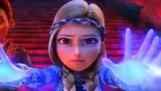 Karlar Kraliçesi 3 Ateş ve Buz Türkçe Dublaj Filmi İzle