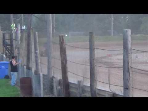 Paradise Speedway Brandyn Griffin Practice 4 8/9/17