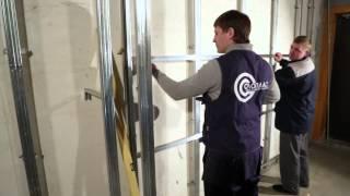 видео Монтаж ламинированного покрытия