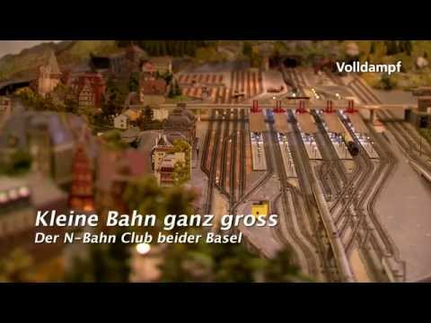 N-Bahn-Club beider Basel - Kleine Bahn ganz gross (Volldampf #61)