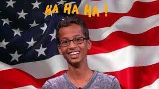 How Ahmed The Clock Boy Conned America