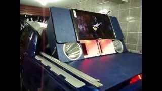 caixa de som automatica basculante paredao de som