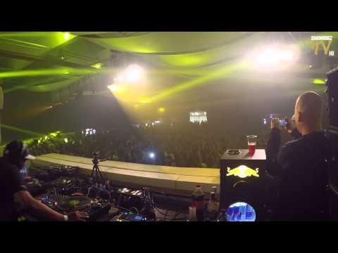 DJ Marky @ Let It Roll (winter) 2015
