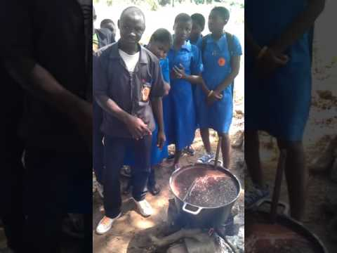 Transformation des fèves de Cacao en beurre de Cacao