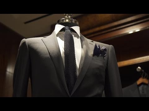 How To Fold And Wear Pocket Square