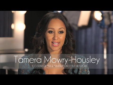 The Real: Tamera MowryHousley