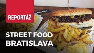 Kde si dáš v Bratislave najlepší Street Food? (Reportáž)