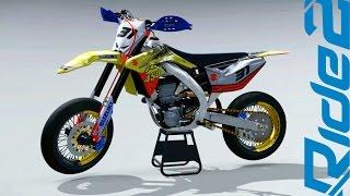 NUOVO MOTARD! Suzuki RM-Z 450