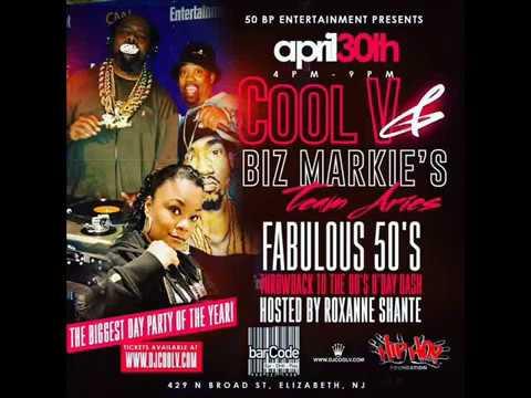 Biz & Cool V Bday party/book signing @ Barcode April 30th!!!