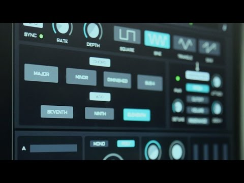 Chord Mode - Infiniti Player