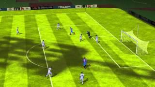 Video Gol Pertandingan Catania vs Atalanta