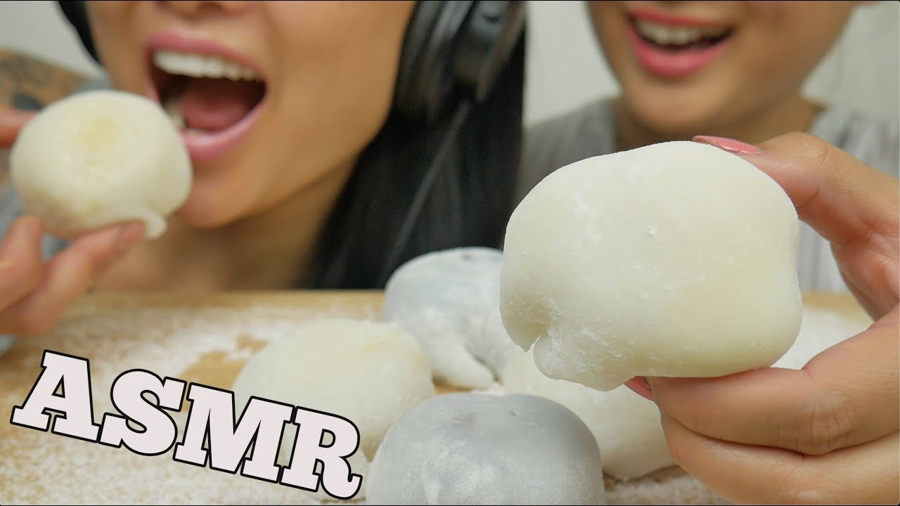 Asmr Mochi Eating Sounds No Talking Sas Asmr Youtube Asmr mochi ice cream (soft and sticky eating sounds) 모찌 아이스크림 리얼사운드 먹방 もちアイス | kim&liz asmr. asmr mochi eating sounds no talking sas asmr