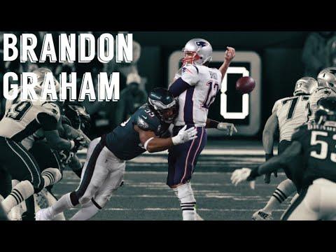 Brandon Graham 2017 Highlights
