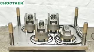 Aluminium Foil Food Container Tool (Four Cavities)